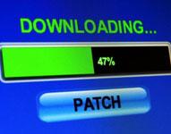 Vulnerabilities in unpatched software