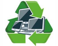 At TCT we do our part by recycling what we can when we can.