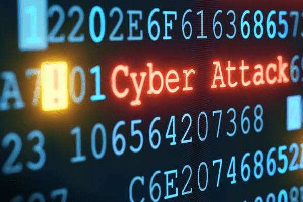cyberattack large