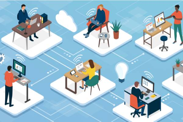 remote workers it support